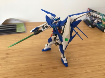 Gundam Exia - just waiting for panel lining